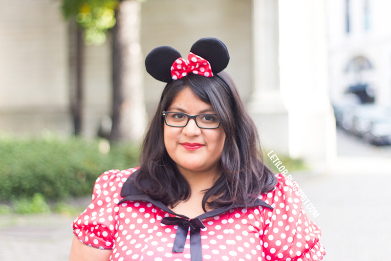 Blog mode outfit halloween plus size costum