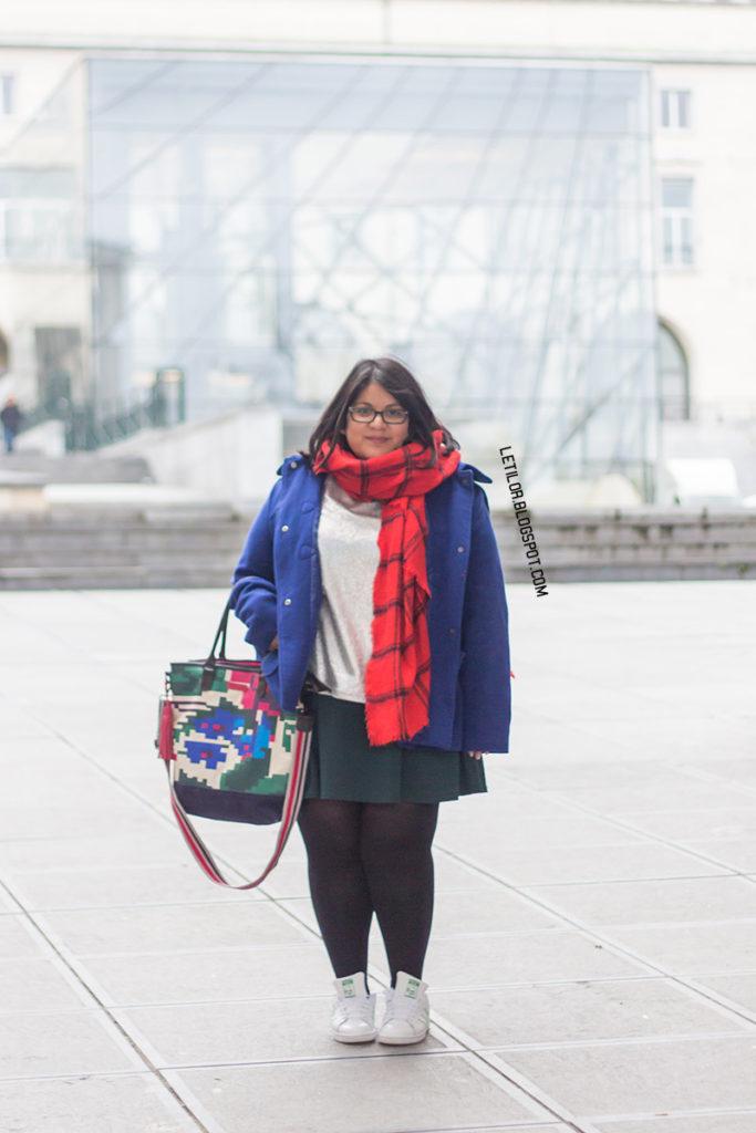 Nouveau look de Letilor ambassadrice Soasoa , avec primark