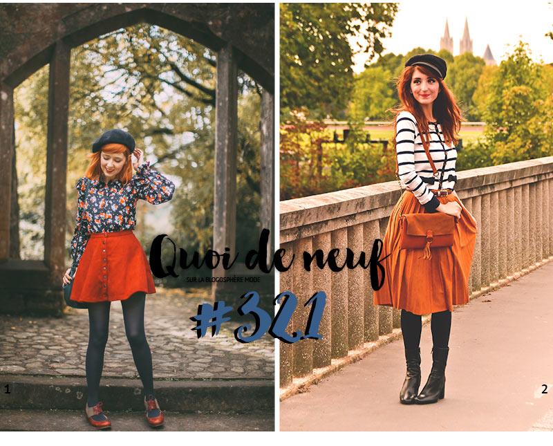 Looks de blogueuses mode