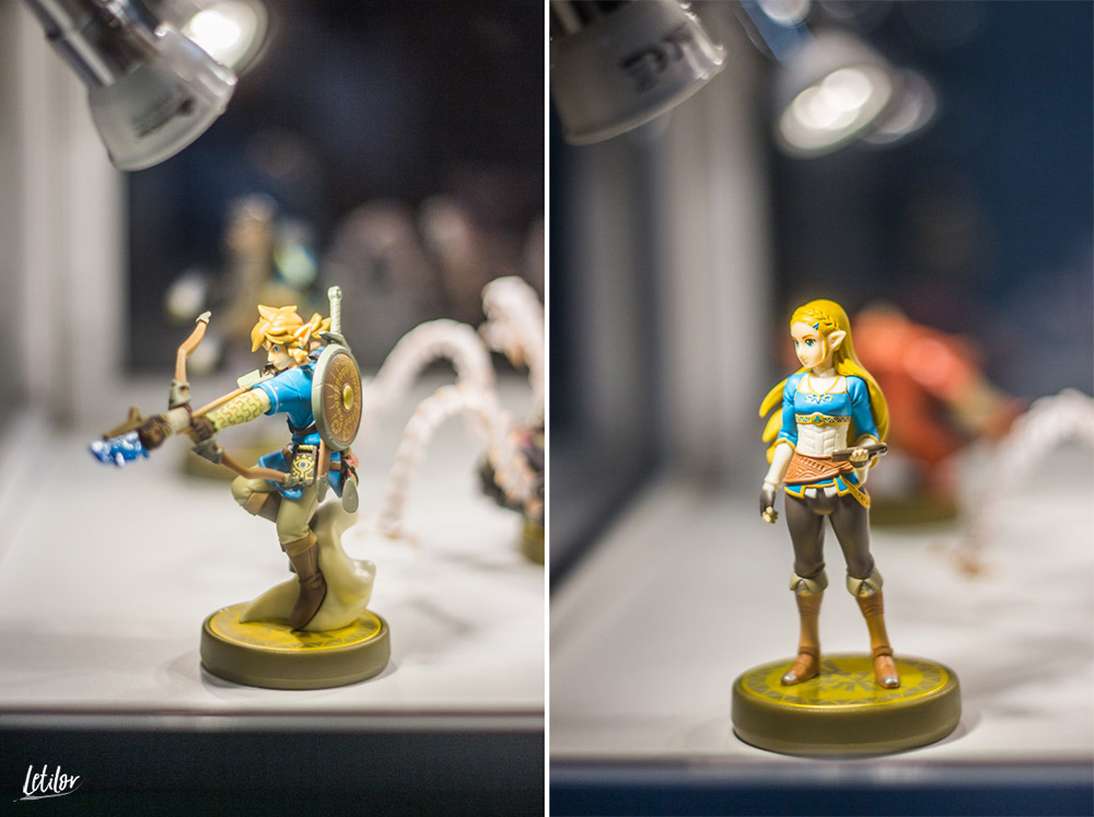 Nintendo Switch Amiibo Zelda