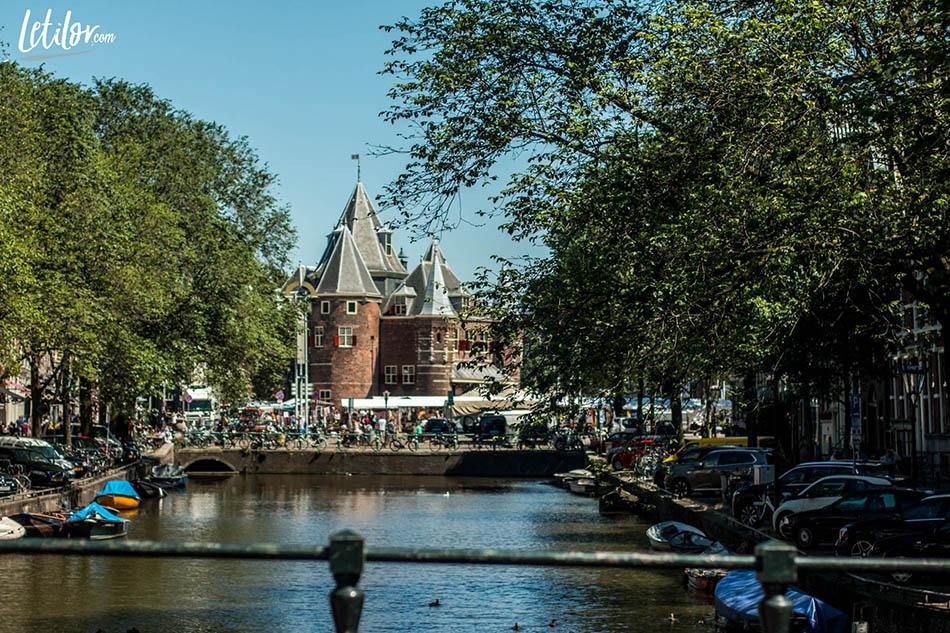 Citytrip a Amsterdam