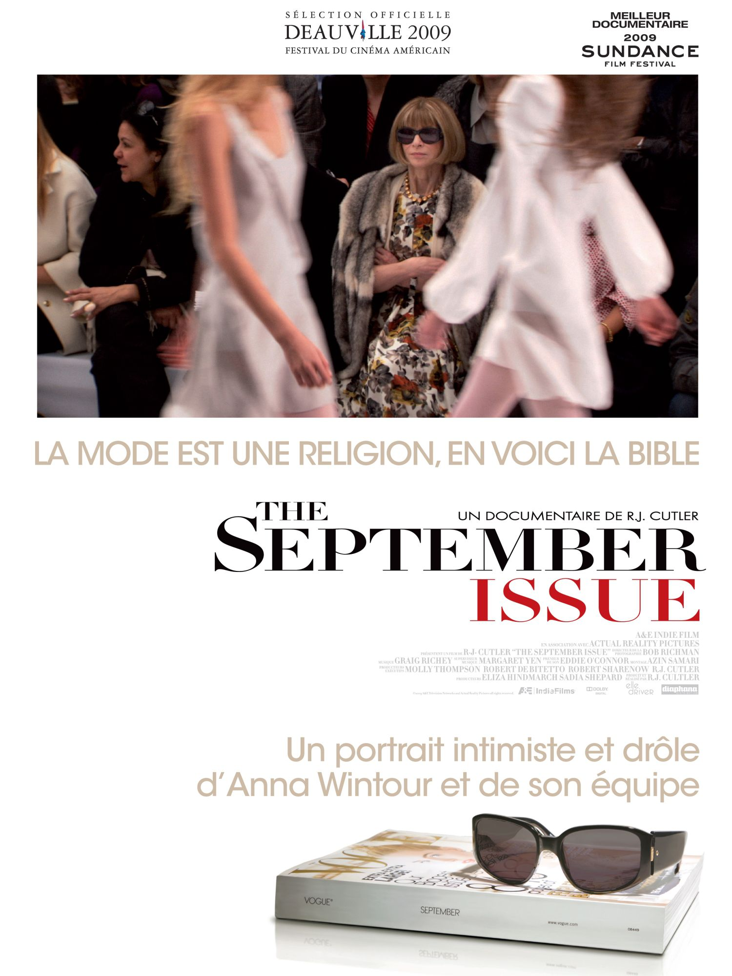 The september isssue film complet