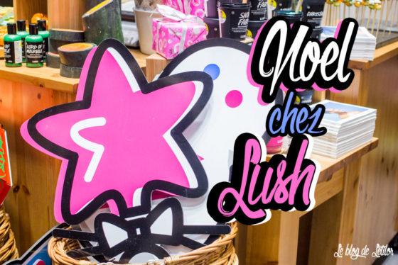 Lush Collection Noël 2016 nouveautés