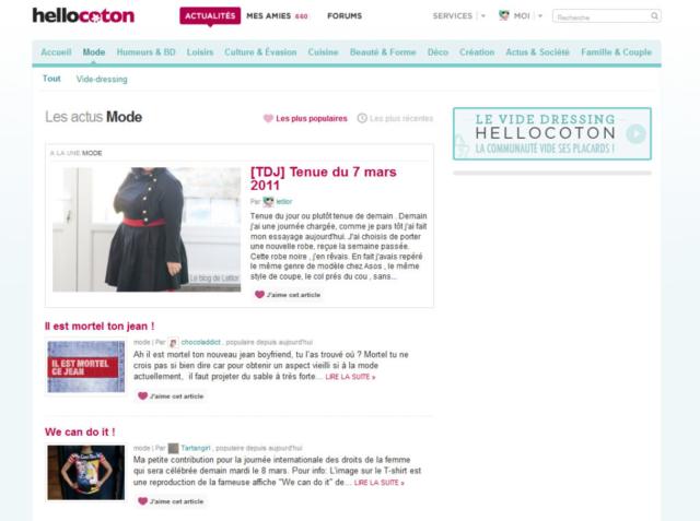 Letilor Hellocoton sélection