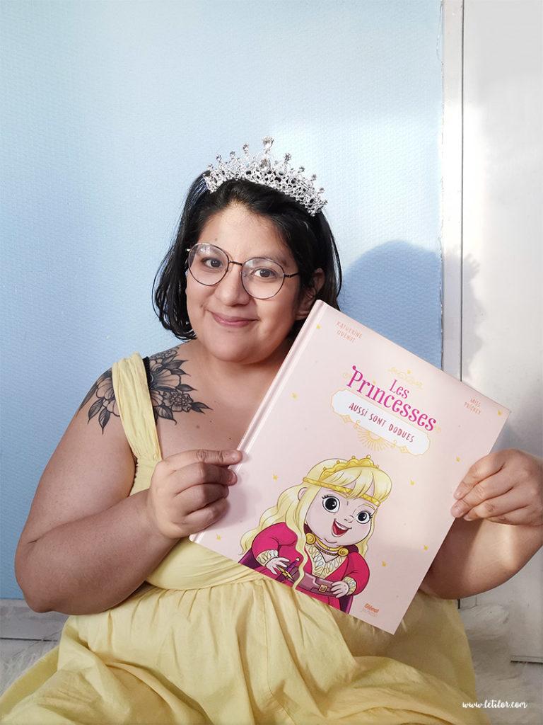 Princesse aussi sont dodues