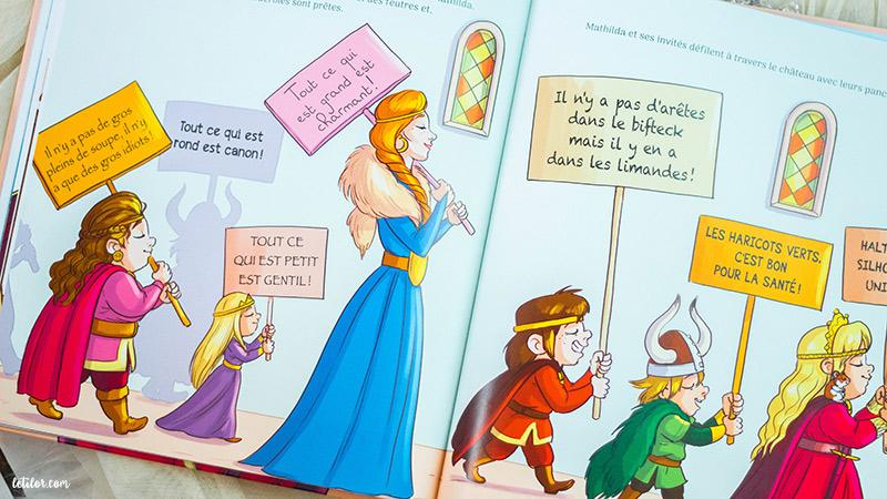 Princesses dodues estime de soi