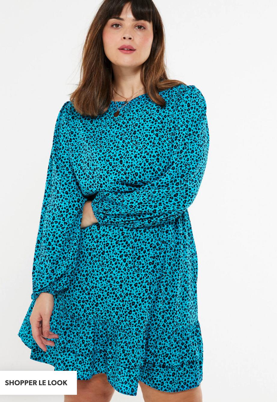 New look, toujours là pour des vêtements grandes tailles en ligne